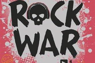Photo de Rock War- Tome 1 de Robert Muchamore