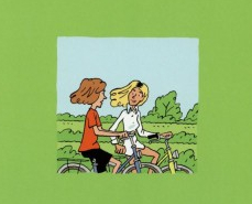 Antoine et la fille trop bien de Alexandre Franc-Ill