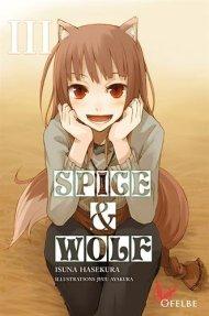 Spice & Wolf 3, Isuna Hasekura