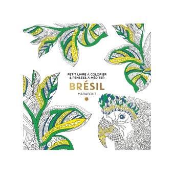 Petit livre à colorier - Brésil