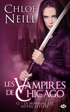 Les Vampires de Chicago T12 de Chlo Neill