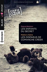 Les enfants du secret - les disparus de comanche creek Marton Kane