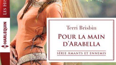 Photo of Pour la main d'Arabella de Terri Brisbin