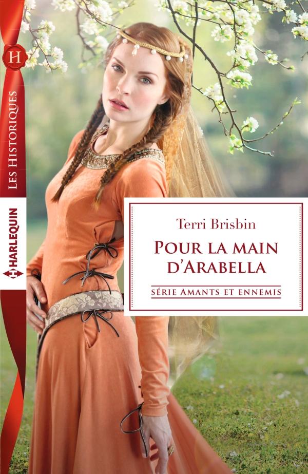 Pour la main d'Arabella de Terri Brisbin