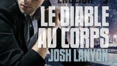 Photo of Le Diable au corps : Adrien English de Josh Lanyon