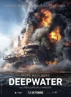 Deepwater Affiche Film