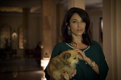 WARNING: Embargoed for publication until 00:00:01 on 09/02/2016 - Programme Name: The Night Manager - TX: 21/02/2016 - Episode: The Night Manager (No. Ep 1) - Picture Shows: Sophie (AURE ATIKA) - (C) The Ink Factory - Photographer: Des Willie