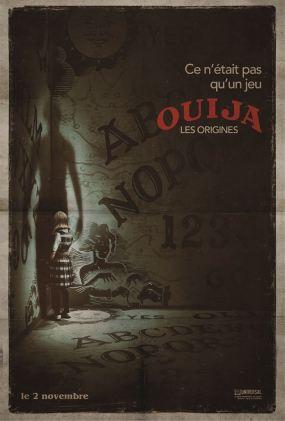 Ouija, les origines - Affiche