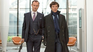 Photo de Sherlock : les premières images de la saison 4