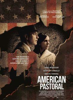 American pastoral - affiche