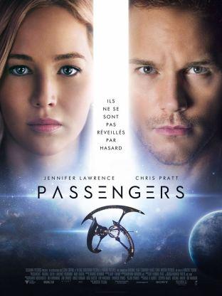 Passengers - Affiche