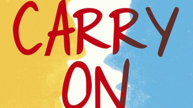 Photo de Carry On de Rainbow Rowell