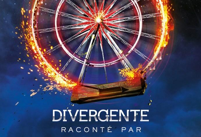 Photo of Divergente raconté par Quatre de Veronica Roth