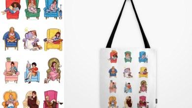 Photo of Le tote-bag pour les amoureux des livres [Idée Cadeau #12]