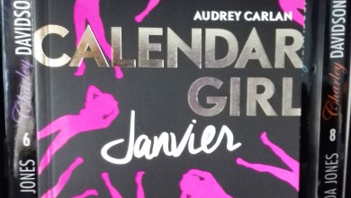 Photo de Calendar Girl – Janvier de Audrey Carlan