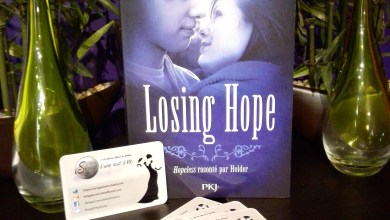 Photo of Losing Hope,  un livre plein d'émotions de Colleen Hoover