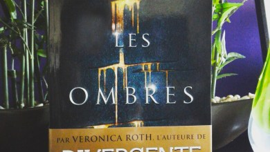 Photo of Marquer les Ombres de Veronica Roth
