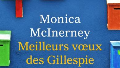 Photo of Meilleurs vœux des Gillespie de Monica McInerney