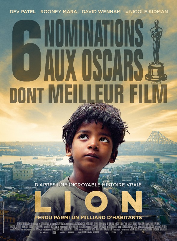 Lion - Affiche