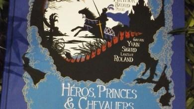 Photo de Héros, Princes et Chevaliers de Joseph Vernot