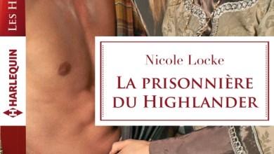 Photo de La prisonnière du highlander de Nicole Locke