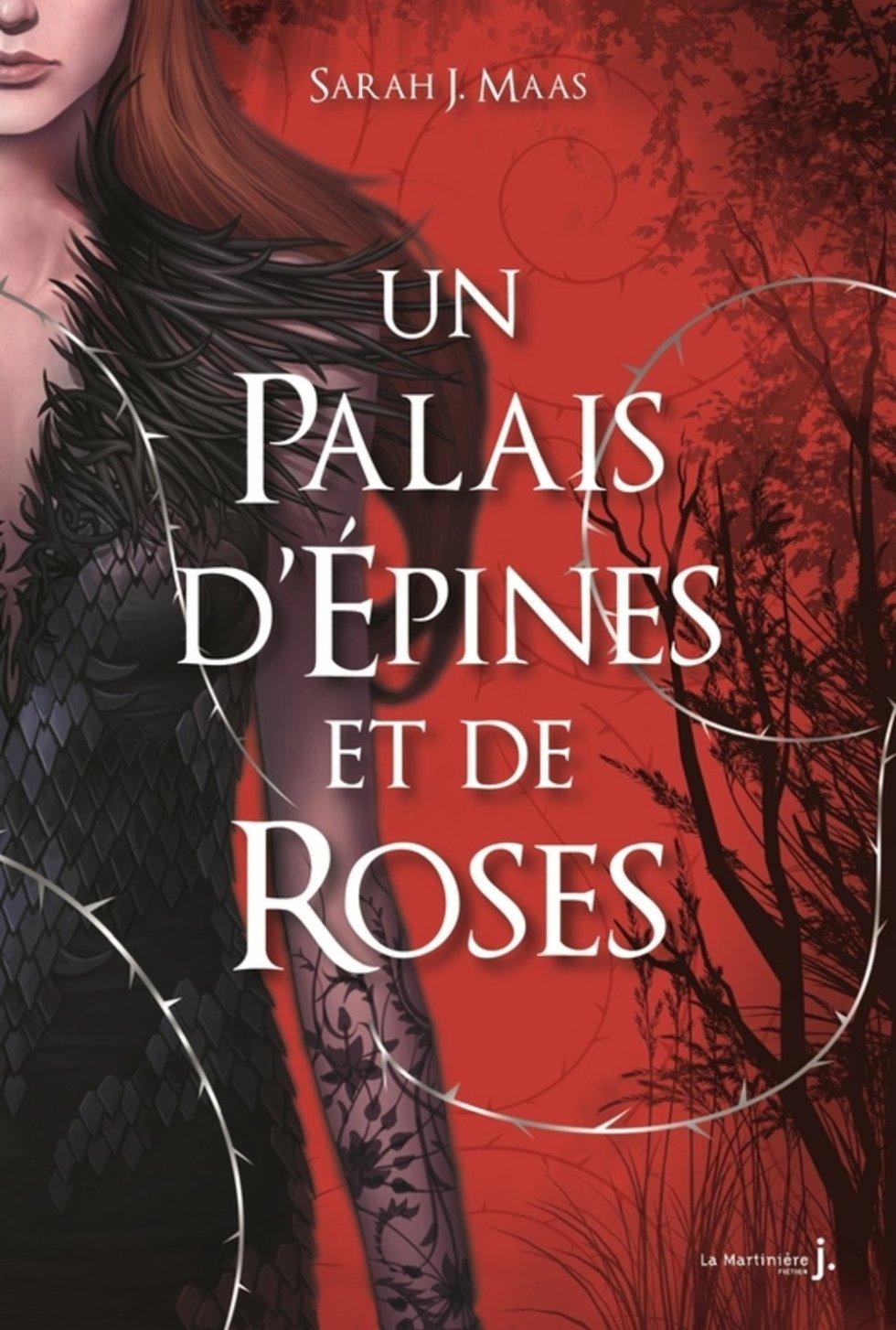 Un Palais d'Épines et de Roses de Sarah J. Maas