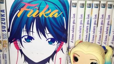 Photo of Fûka, tome 1 de Kouji Seo