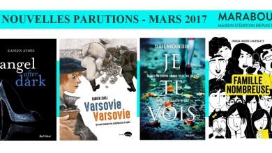 Photo of Les sorties Marabout en Mars 2017