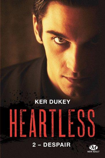 Heartless Tome 2 : Despair de Ker Dukey