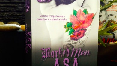 Photo de Marked Men Saison 6 : Asa de Jay Crownover