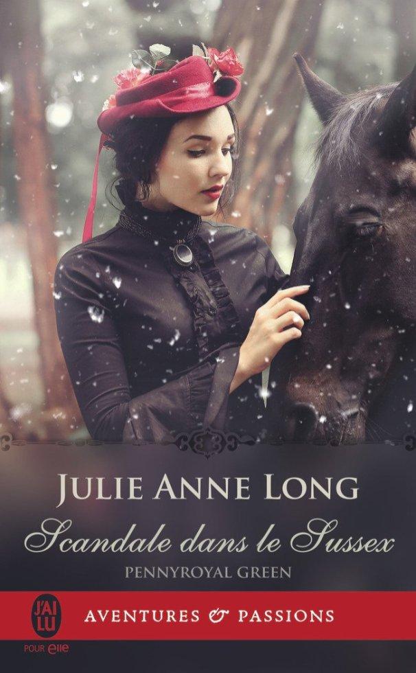 Pennyroyal Green Tome 7 : Scandale dans le Sussex de Julie Anne Long