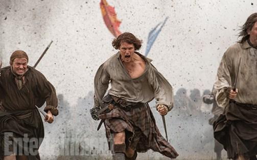 Outlander Stills saison 3 - Jamie