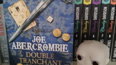 Photo of Double Tranchant de Joe Abercrombie