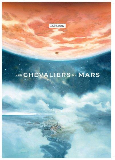 Les Chevaliers de Mars de Alex Alice1
