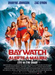 Baywatch, Alerte à Malibu - Affiche