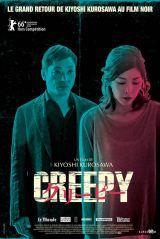 Creepy - Affiche