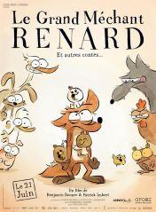 Le grand méchant renard et autres contes - Affiche