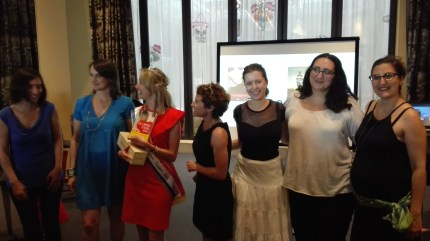 Remise du prix de la meilleure romance 2017 by Diva - 22-06-17-035