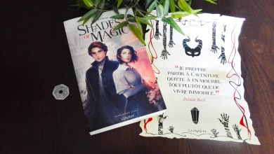 Photo de Shades Of Magic de V.E. Schwab