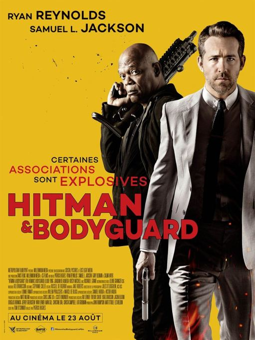 Hitman and Bodyguard - Affiche