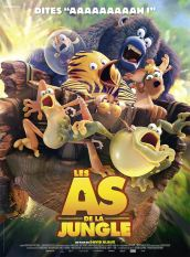 Les As de la Jungle - Affiche