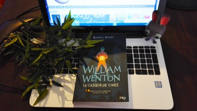 Photo de William Wenton : Le casseur de codes T.1 de Bobbie Peers