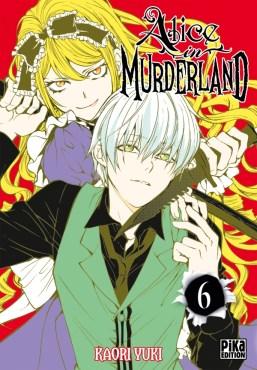 Alice in murderland tome 6
