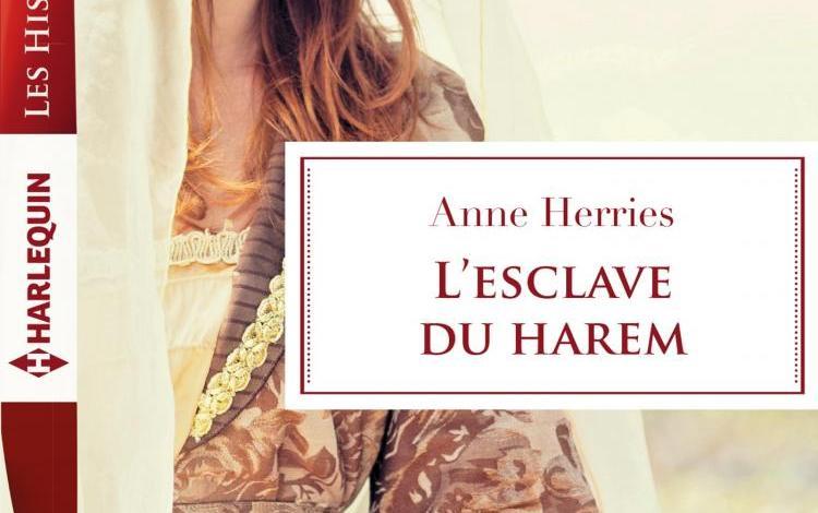 Photo de L'esclave du harem de Anne Herries