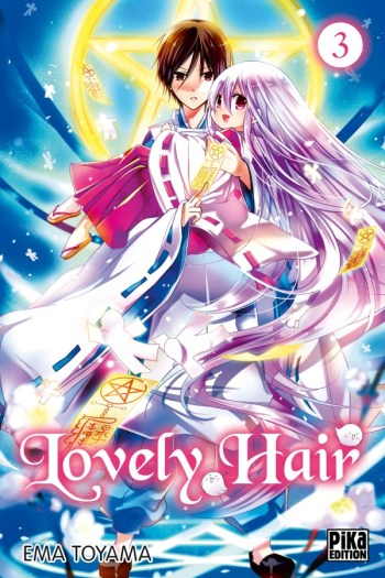 Lovely Hair Tome 3
