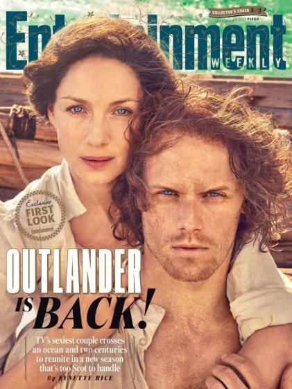 Outlander Saison 3 - Photoshoot EW (11)