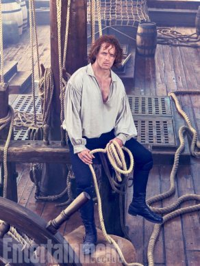 Outlander Saison 3 - Photoshoot EW (7)