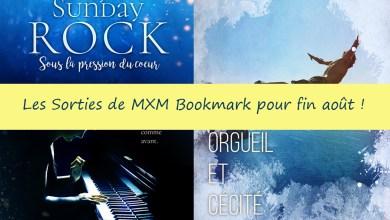 Photo of [À paraître] Rock et Orgueil & Cécité – MxM Bookmark