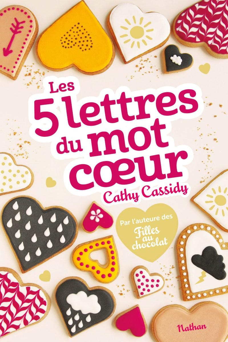 A para tre les 5 lettres du mot coeur de cathy cassidy - Doigtier 5 lettres ...