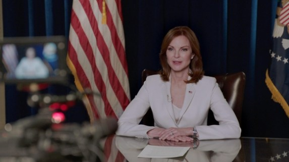 Quantico Saison 2 : Claire Hass
